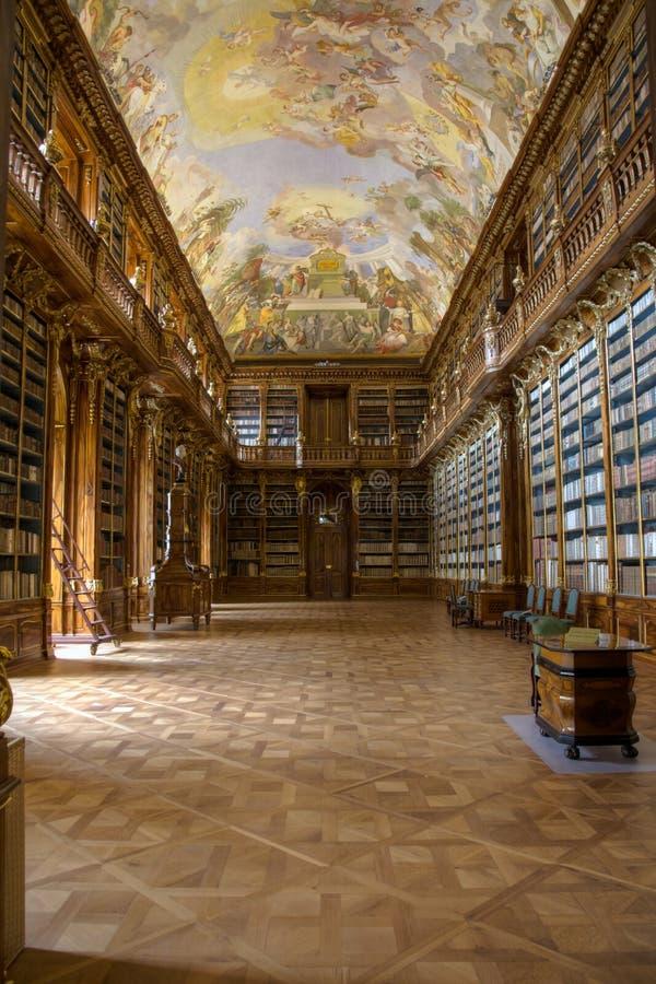 Biblioteca filosófica fotos de stock