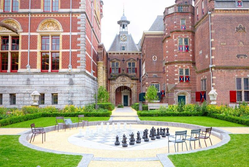 Biblioteca gigante di scacchi vicino ad amsterdam immagine for B b ad amsterdam centro