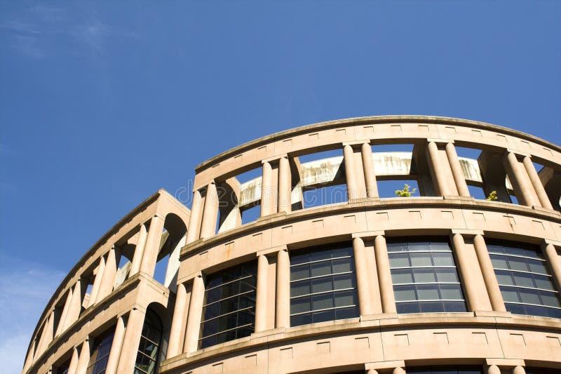 Biblioteca pública de Vancôver foto de stock royalty free