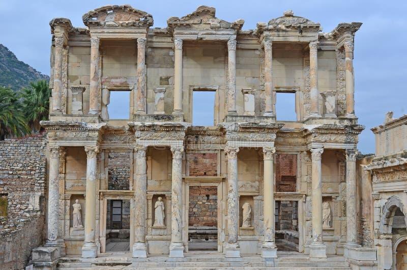 Biblioteka Celsus obrazy stock