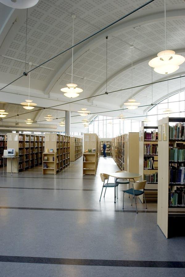 biblioteka nowoczesnej obrazy royalty free