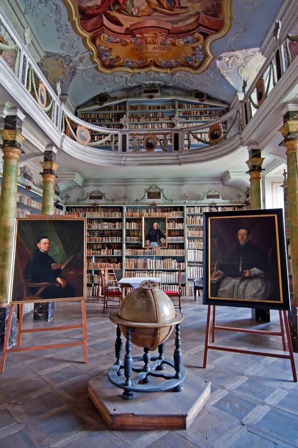 biblioteka stara zdjęcia royalty free