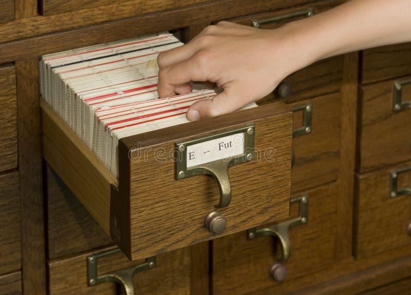 biblioteki badania obrazy stock