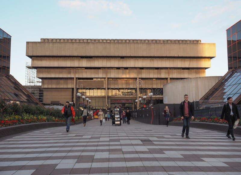 Bibliothèque centrale à Birmingham photos libres de droits