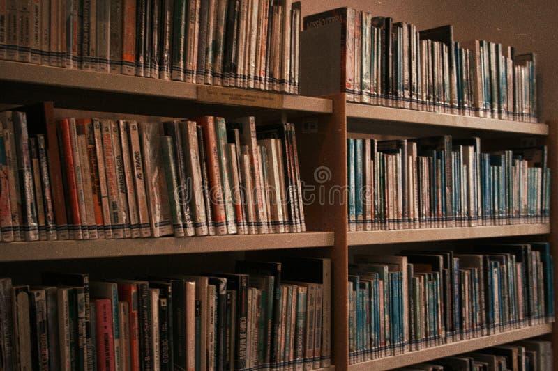 biblioth?que image stock