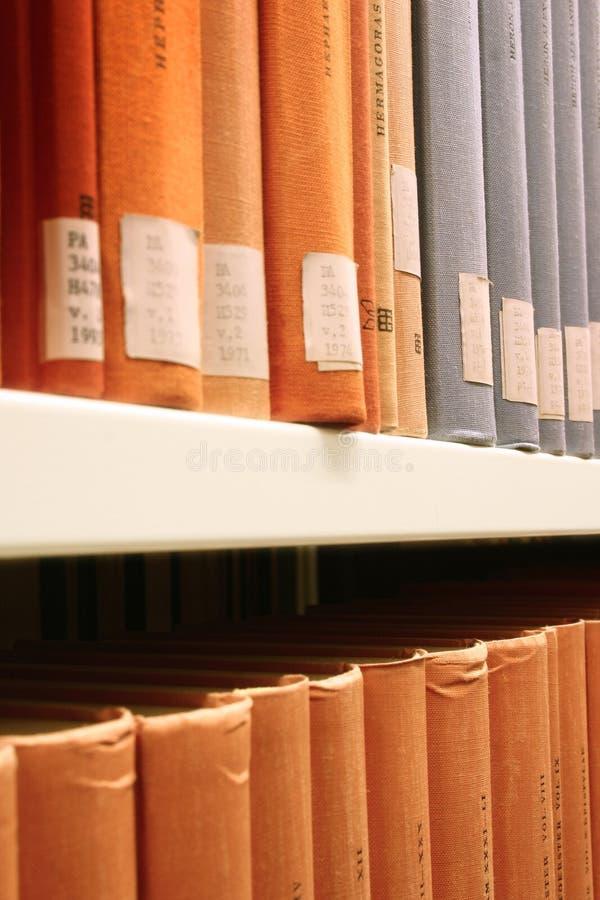 Download Bibliotheksbücher stockfoto. Bild von bibliothek, studien - 852846