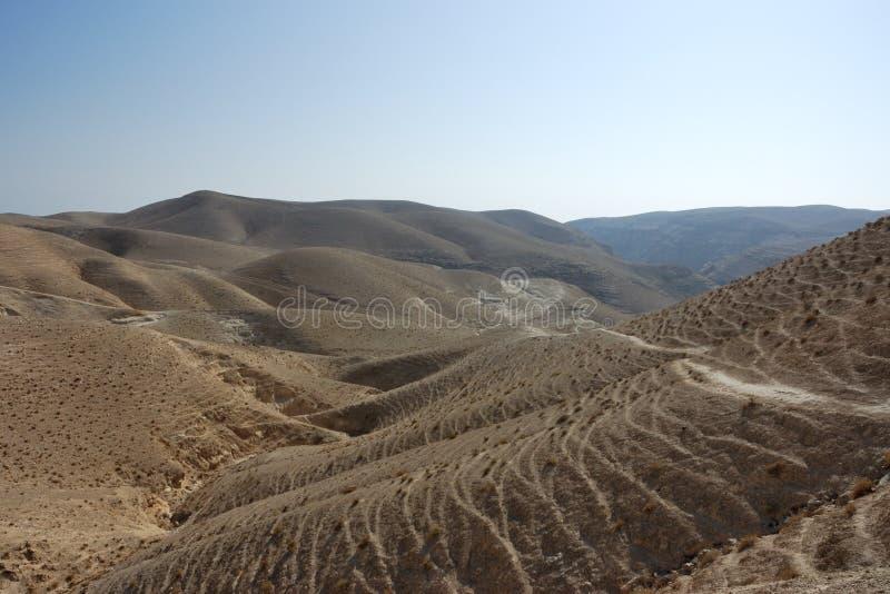 Biblische Landschaft. stockfoto