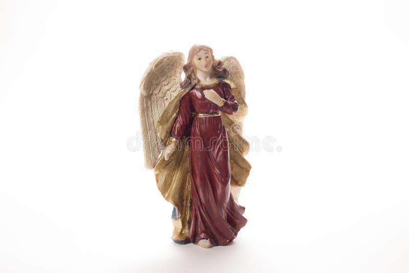 Bibliskt diagram av Angel Messenger royaltyfria bilder