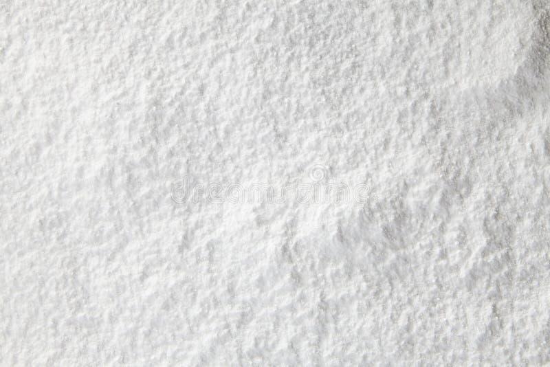 Bicarbonato di sodio immagine stock