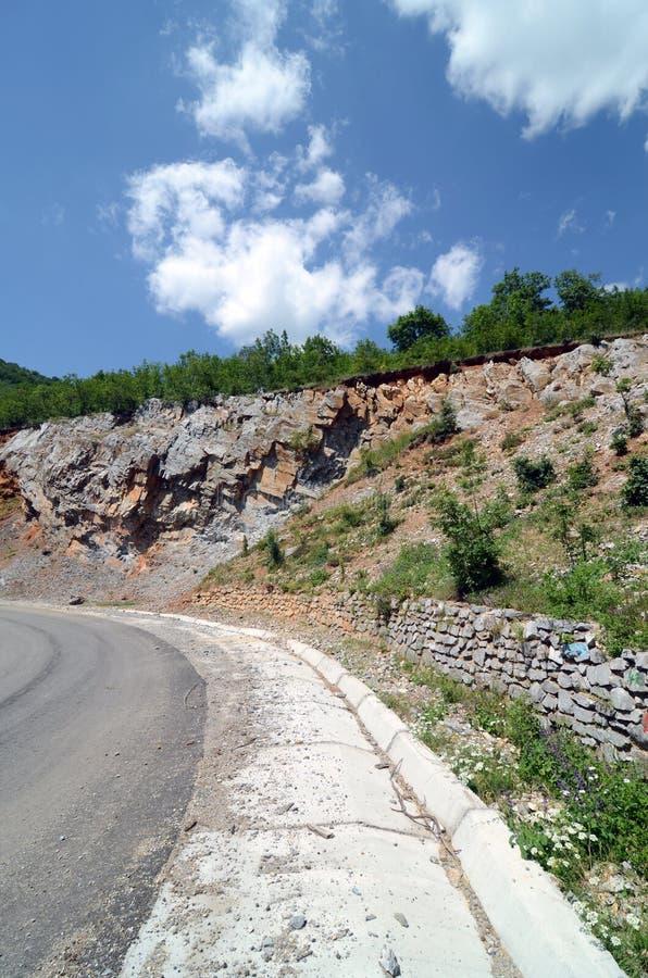 Download Bicaz geological stock image. Image of nature, light - 25590483