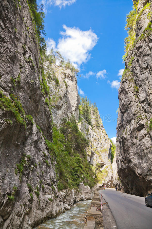 Free Bicaz Gorges Royalty Free Stock Photo - 15727395