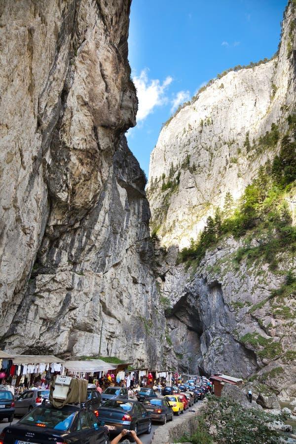 Bicaz Gorges royalty free stock image