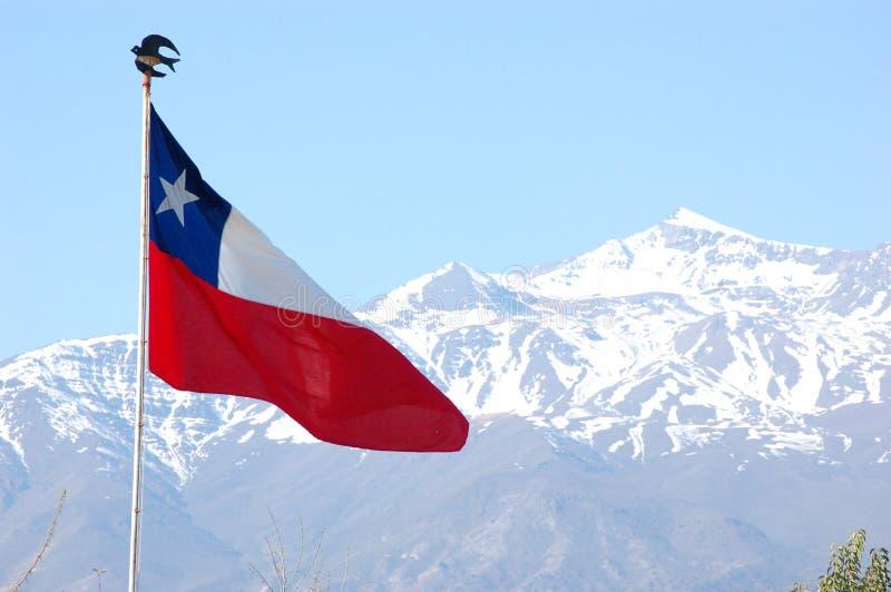 Bicentenario Chile stock photo