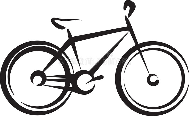 Bici royalty illustrazione gratis