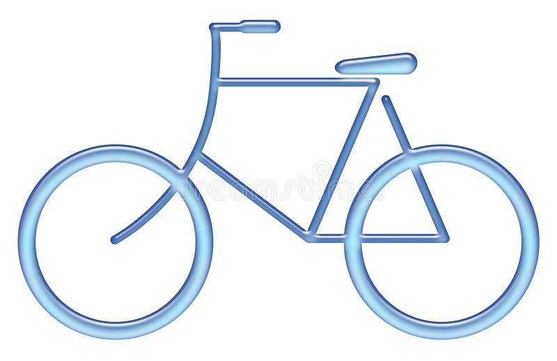 Bici stock de ilustración