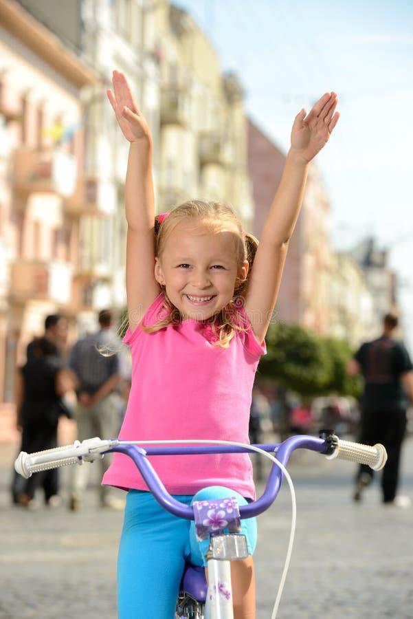 Download Bici de la calle imagen de archivo. Imagen de caucásico - 44852123