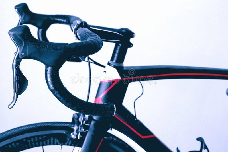 Bici del camino imagen de archivo libre de regalías