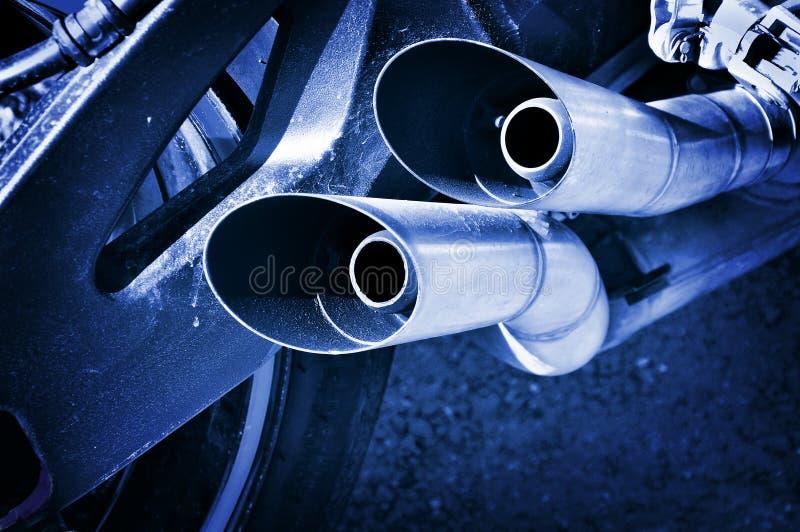 Bici del motociclo immagini stock libere da diritti