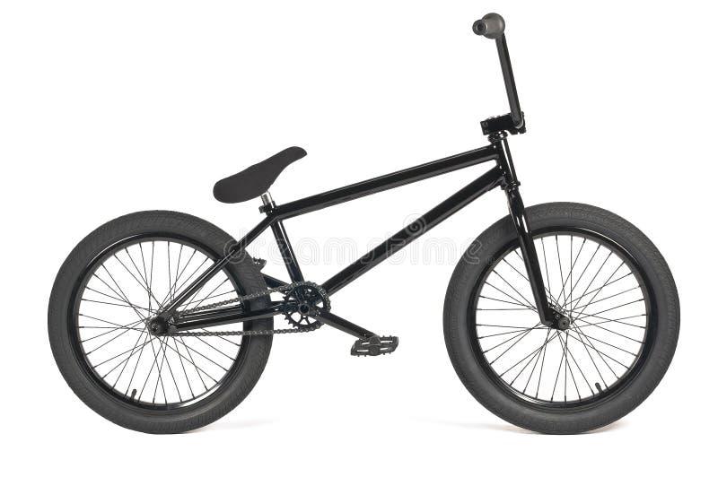 Bici negra del bmx foto de archivo. Imagen de barra, negro - 27676248
