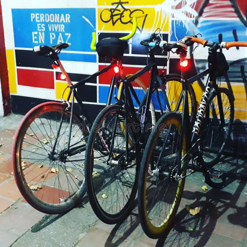 Bicicle 免版税图库摄影