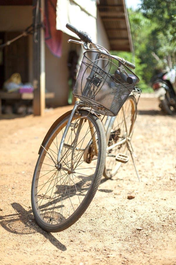 Bicicleta fotografia de stock