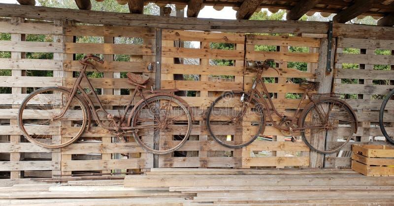 Bicicleta foto de archivo libre de regalías