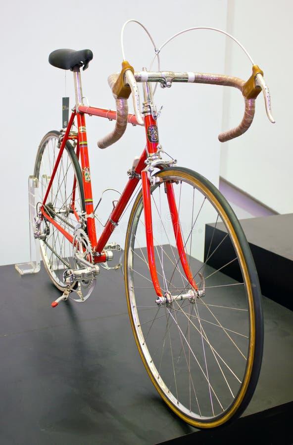 Bicicleta Clásica De Cinelli. Fotografía editorial - Imagen de ...