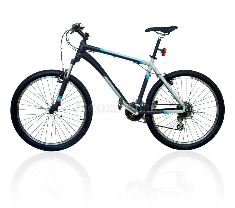 Bicicleta da bicicleta da montanha imagem de stock