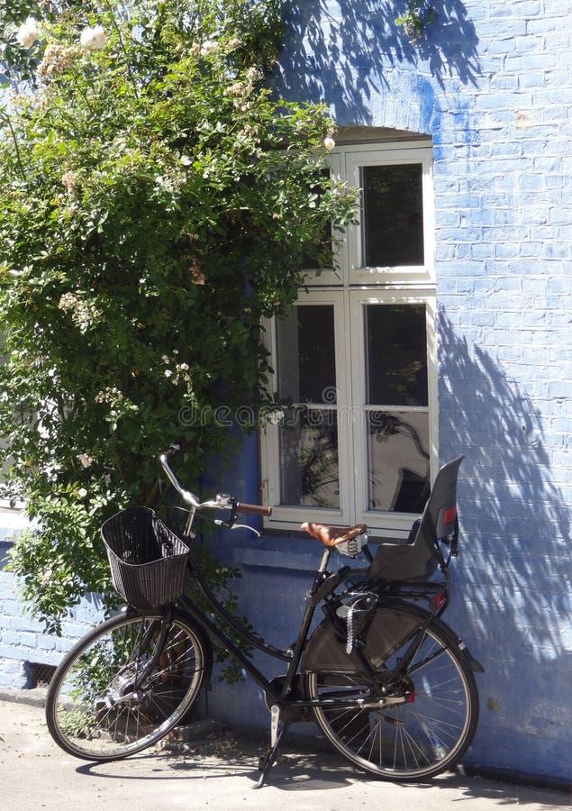 Bicicleta da família imagem de stock royalty free