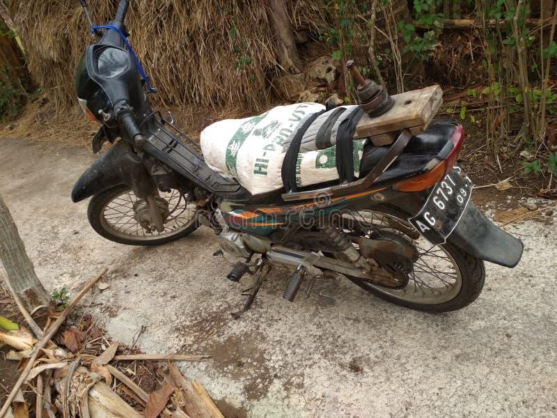 bicicleta de Honda fotos de stock