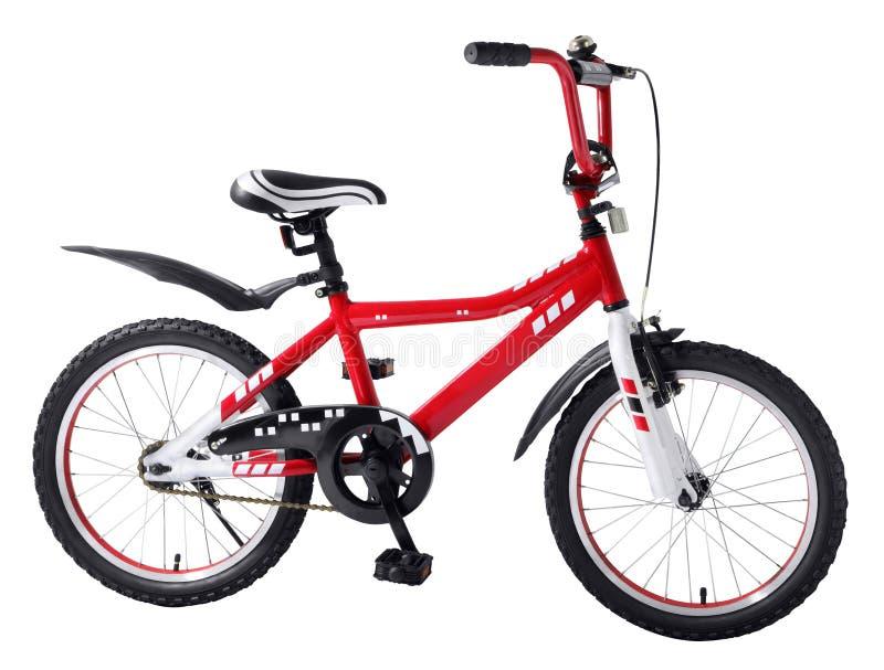 Bicicleta de los niños fotos de archivo