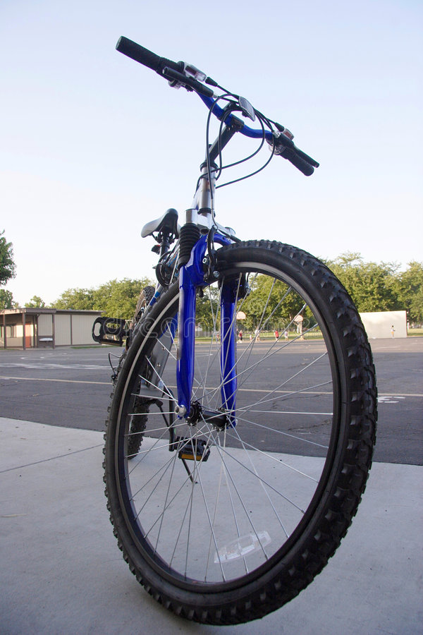 Bicicleta de montanha fotografia de stock royalty free