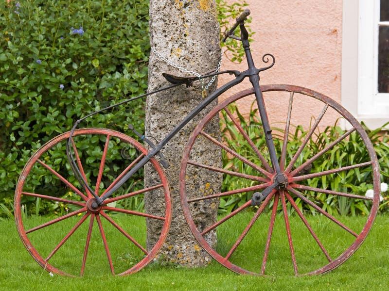 Bicicleta del Boneshaker fotos de archivo