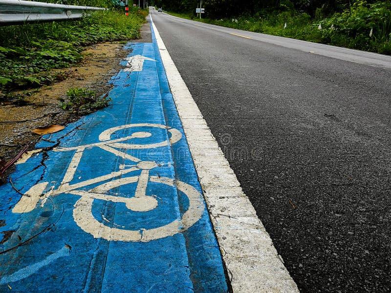 Bicicleta del camino fotografía de archivo