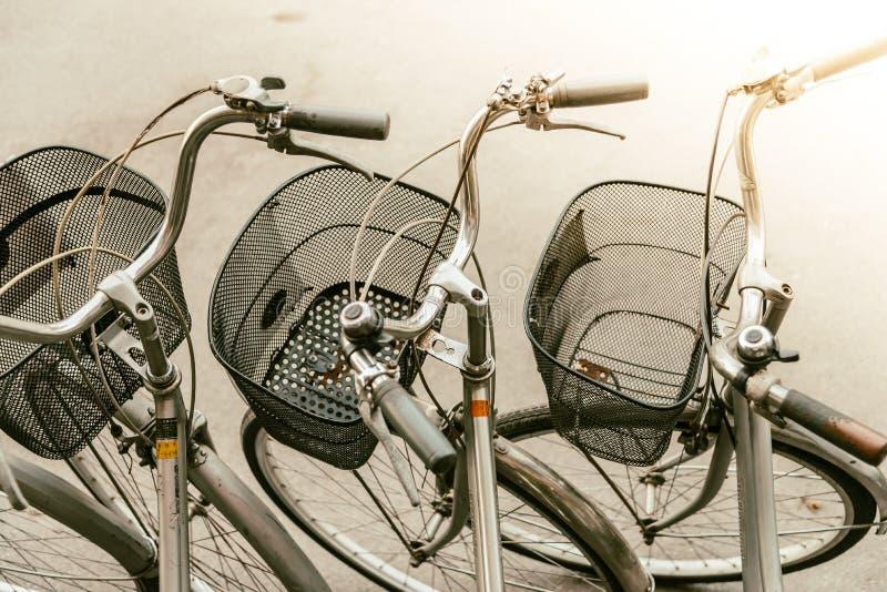 Bicicleta del vintage imágenes de archivo libres de regalías