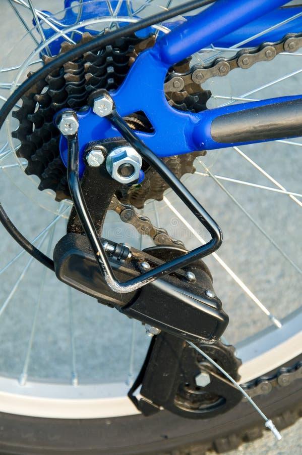 Bicicleta Derailleur imagen de archivo