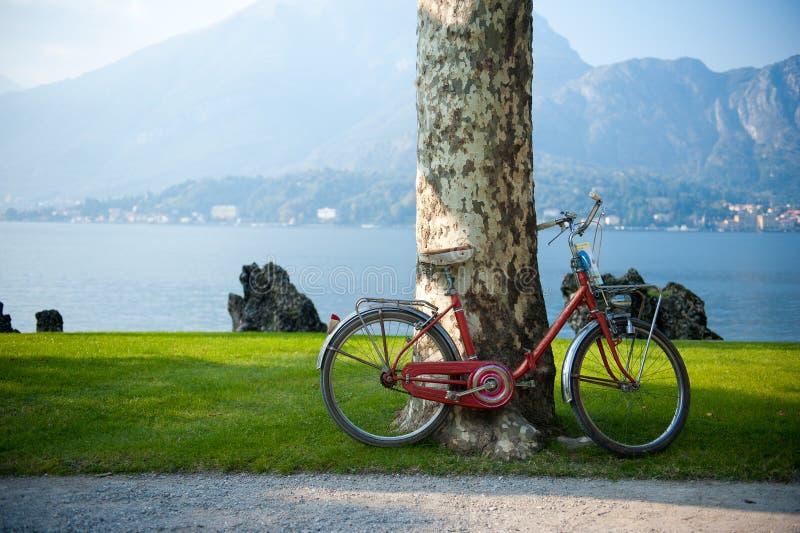 Bicicleta em Italy imagem de stock