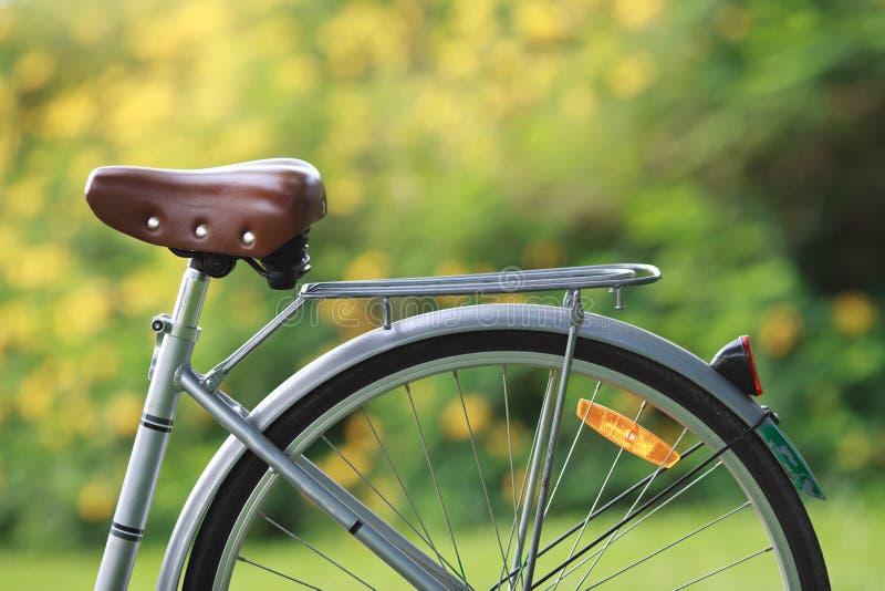 Bicicleta en el parque imágenes de archivo libres de regalías