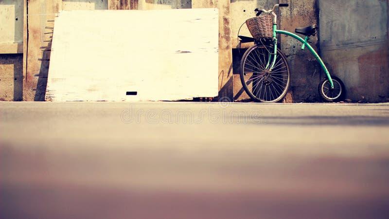 Bicicleta linda fotos de archivo