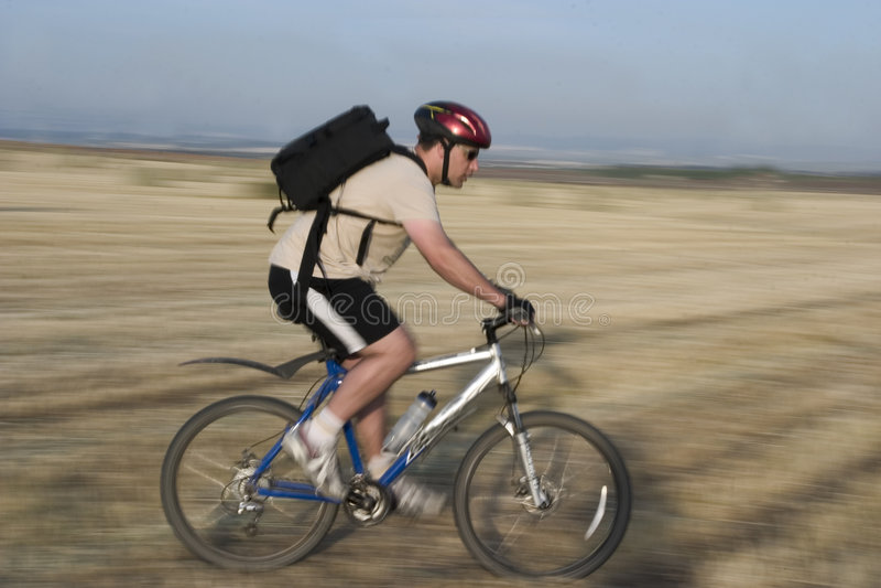 Bicicleta Rider#3 fotos de stock