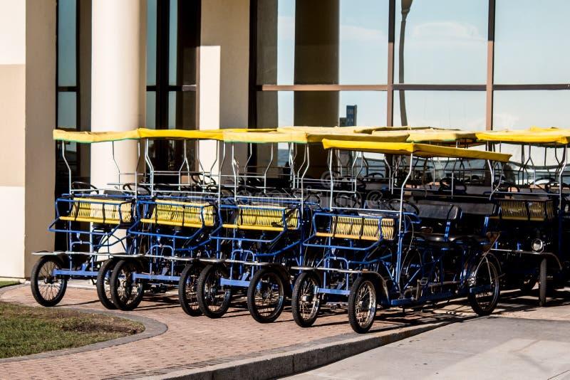 Bicicletas de Surrey fotos de stock