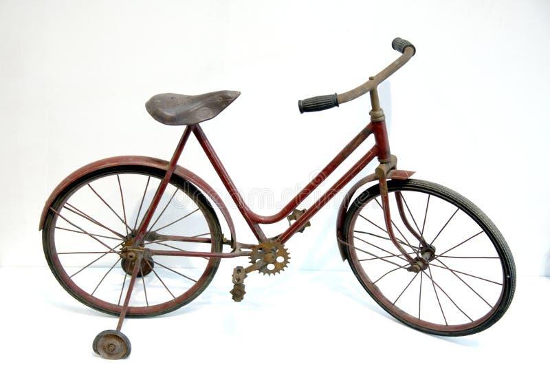 Bicicletta antica immagini stock libere da diritti