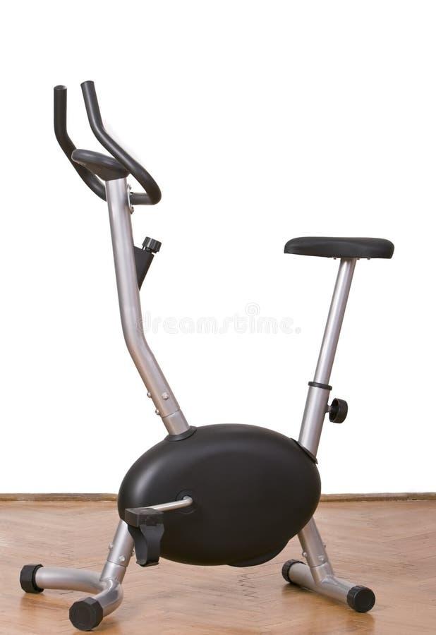Bicicletta di forma fisica immagine stock
