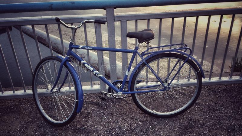 Bicycle `Aist` stock photography