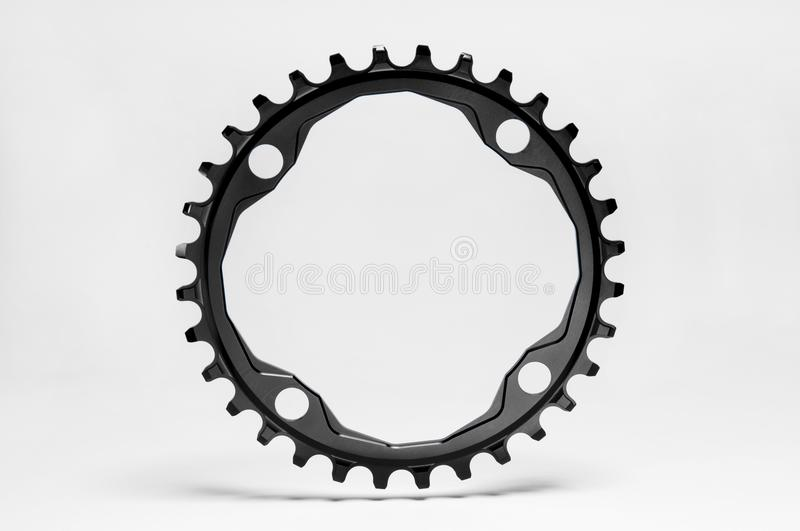 Bicycle chainring royalty free stock images