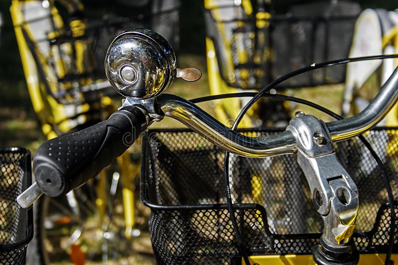 Download Bicycle.Detail stock image. Image of handlebar, cycle - 39514081
