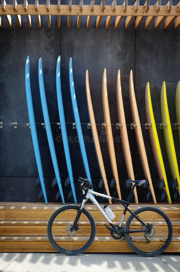 SurfBoards stock photos