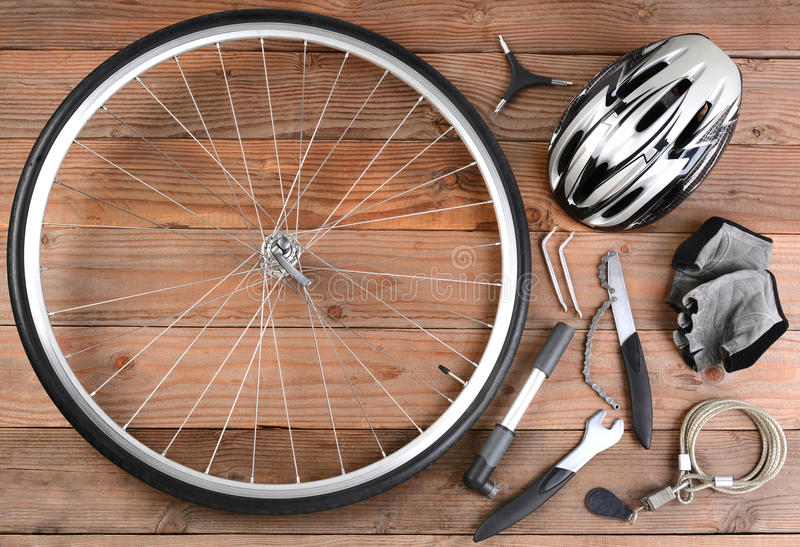 Bicycle Gear royalty free stock photo