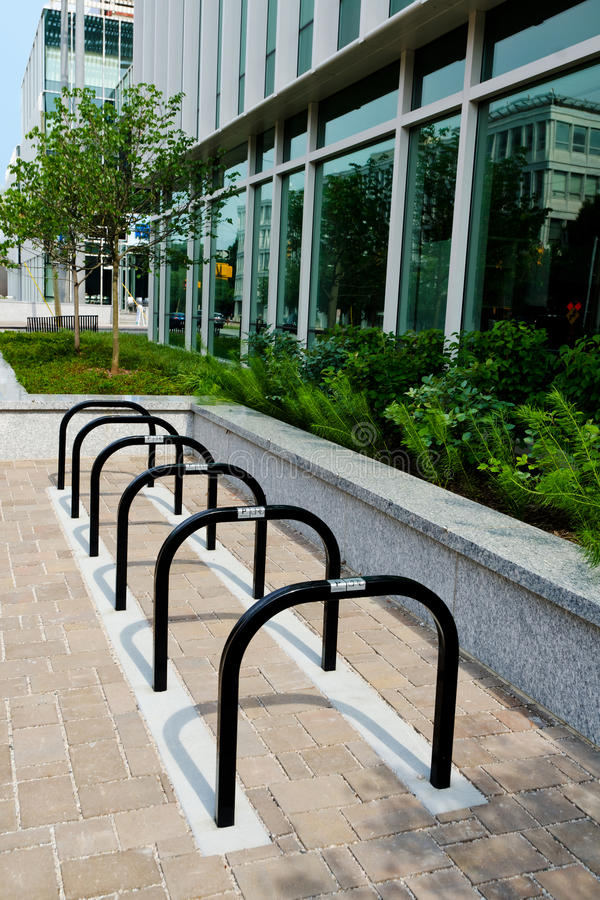 Download Bicycle parking stock photo. Image of pollution, bike - 25651340