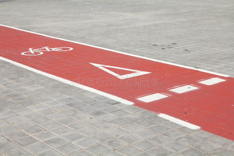 Download Bicycle path stock photo. Image of lane, spain, track - 22411020
